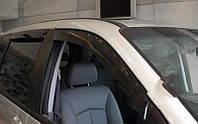 Mazda CX-9 2007-2016 гг. Ветровики (4 шт, HIC)