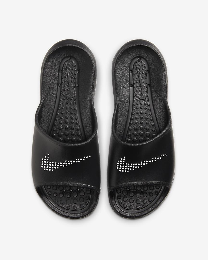 Шлепанцы женские Nike Victori One Slide CZ7836-001 Черный