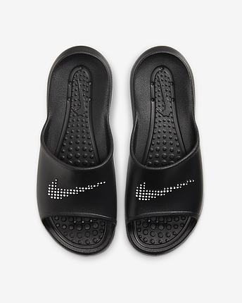 Шлепанцы женские Nike Victori One Slide CZ7836-001 Черный, фото 2