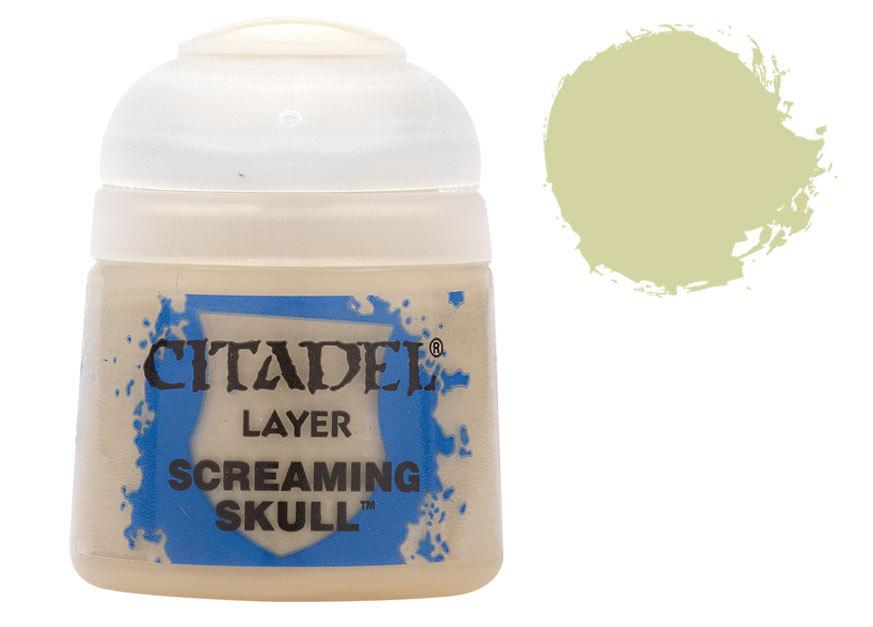 Citadel Screaming Skull