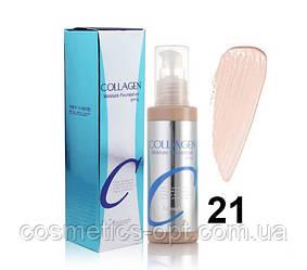 Увлажняющий тональный крем Enough Collagen Moisture Foundation Spf 15 №21, 100 мл