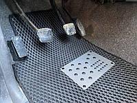 Материалы и клипсы для автоковров Подпятник (алюминий)