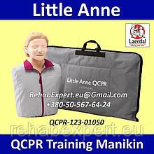 Учебный Манекен Имитатор пациента Laerdal Little Anne QCPR Training Manikin x 10 Pack