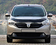 Dacia Lodgy 2013↗ гг. Дефлектор капота (EuroCap)