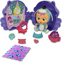 Cry Babies Magic Tears Winged House Интерактивная кукла пупс плакса Край бейби с домиком Лялька край бейбі