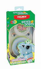 Масса для лепки Paulinda Super Dough Shiny Eyes Слон Jonny глянцевые глаза PL-081377-4, КОД: 2445724