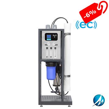 Коммерческая система обратного осмоса Ecosoft MO6500 ECONNECT (без мембраны)