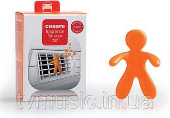 Ароматизатор в машину Mr&Mrs CESARE BOX Energy - Orange