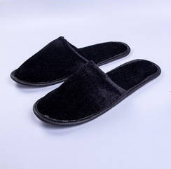 Тапочки Luxyart закрытый носок 20 шт Черный ZF-139, КОД: 1675819