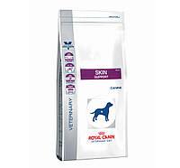 Сухой лечебный корм Royal Canin Skin Support для собак, 7КГ