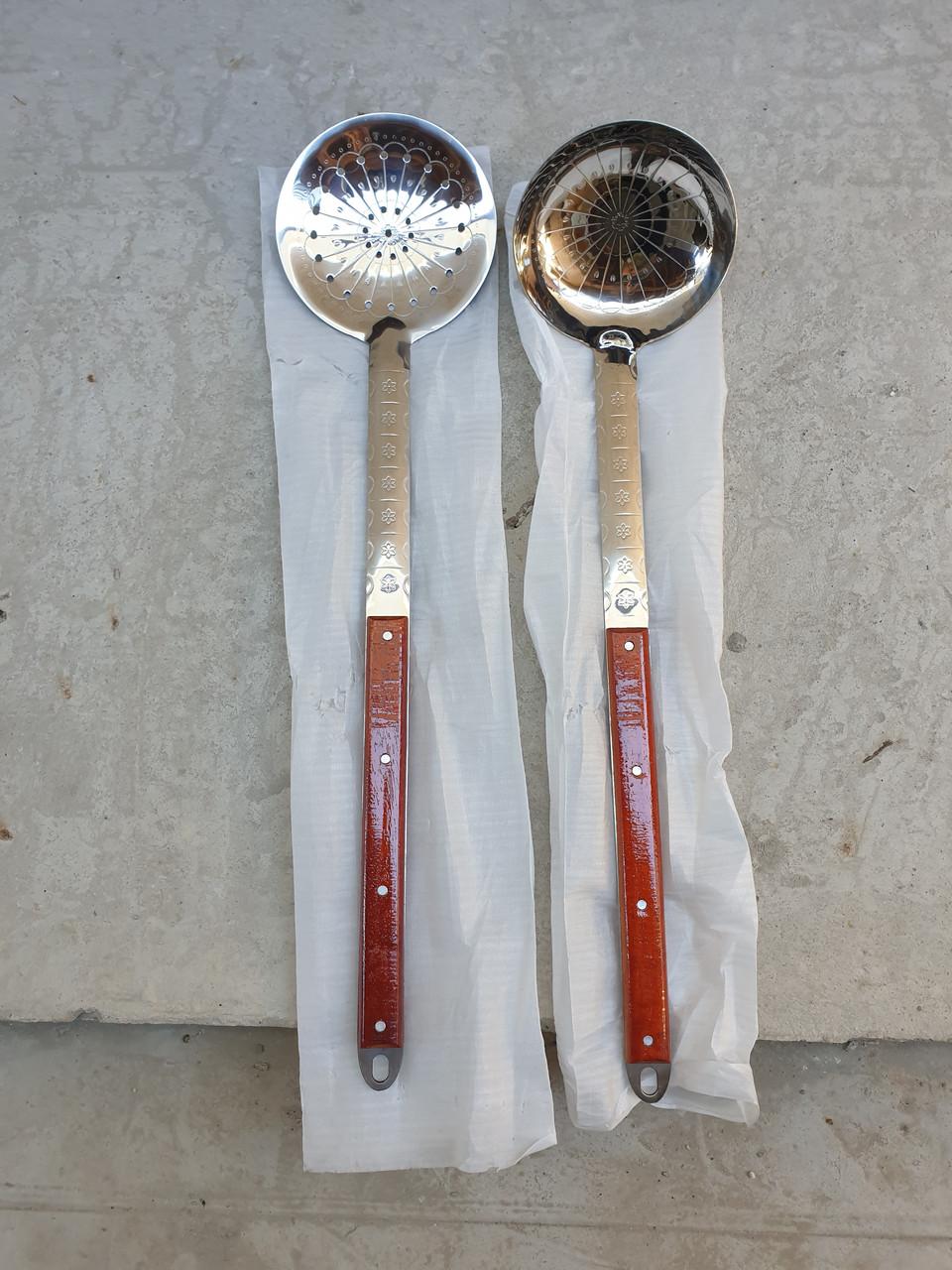 Шумівка і ополоник узбецький 65см