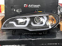 BMW X5 E-70 2007-2013 гг. Передние фары (2 шт, темные)