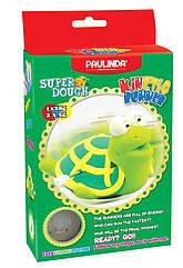 Масса для лепки Paulinda Super Dough Running Race Черепаха заводной механизм PL-081183-3, КОД: 2445715