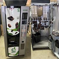 Кофейный автомат Bianchi BVM 952 Б/У полностью настроенный с платежными системами