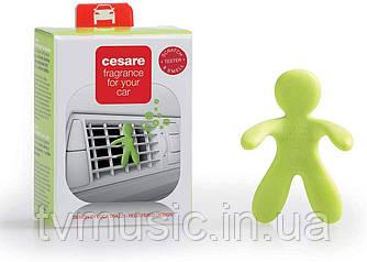 Ароматизатор в машину Mr&Mrs CESARE BOX Lime Citrus - Green