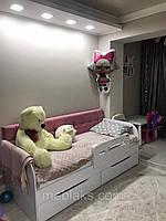 """Кровать детская """" Л-7 """" 2000х900"""