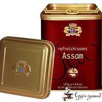 Черный чай Premier's Assam 125г ж/б