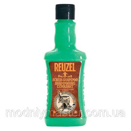 Чоловічий шампунь скраб Reuzel Scrub Shampoo 1л