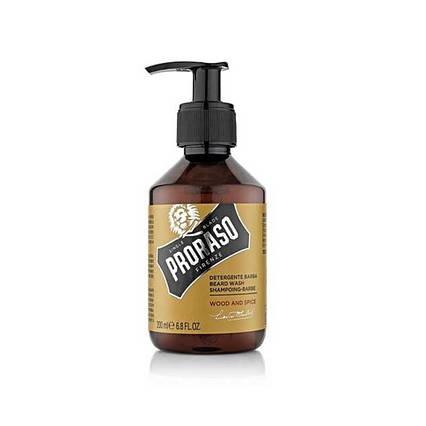 Шампунь для бороды Proraso Wood & Spice Beard Shampoo 200мл