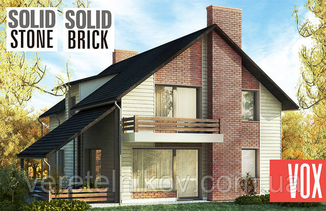 Vox Solid Brick end Solid Stone.