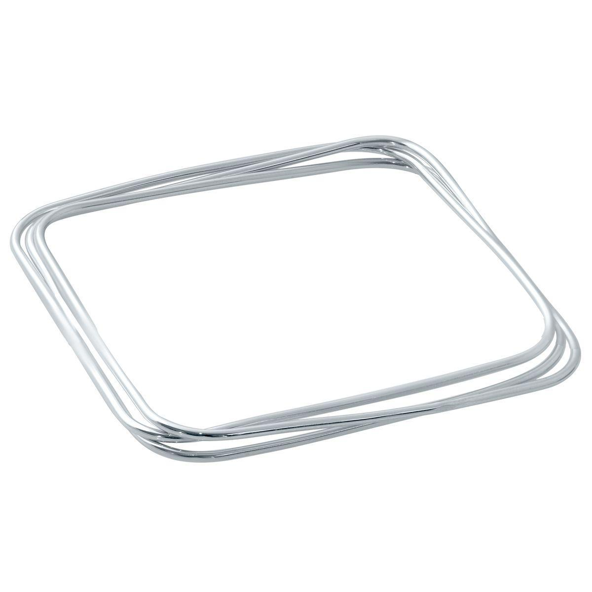 Срібний браслет pSilverAlex без каменів (2038566) 19 розмір