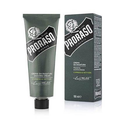 Крем для бритья Proraso Cypress&Vetyver Shaving Cream 100мл