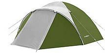 Палатка туристична 3-х місцева Presto Acamper ACCO 3 PRO - 3000мм. Н2О - 3,2 кг, Синій, фото 2