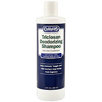 Davis Triclosan Deodorizing Shampoo ДЕВІС ТРИКЛОЗАН дезодорирующий шампунь з триклозаном для собак, котів,