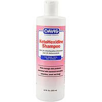 Davis KetoHexidine Shampoo ДЕВІС КЕТОГЕКСІДІН шампунь з 2% хлоргексидином і 1% кетоконазолом для собак і котів