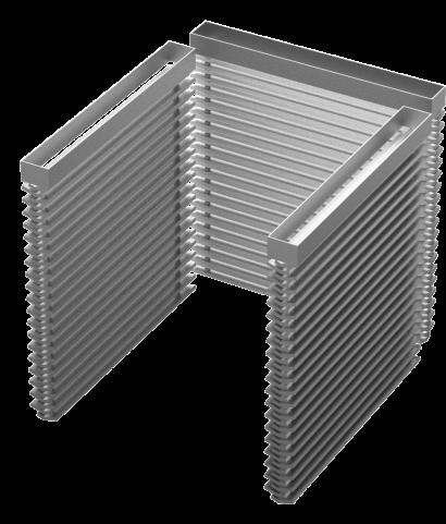 Парогенерирующая касета Ферінгер для печей серії ПФ (3 шт комплект)