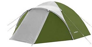 Палатка туристическая 3-х местная Presto Acamper ACCO 3 PRO - 3000мм. H2О - 3,2 кг. Синий Зеленый