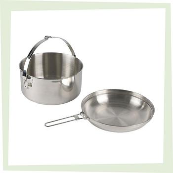 Сковородки, жаровни, кастрюли