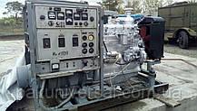 Коммутация военного генератора 20 кВт ДГС-82 с 220В на 380В