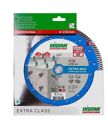 Круг алмазний відрізний Distar 230 Turbo Extra Мах 5D, фото 2