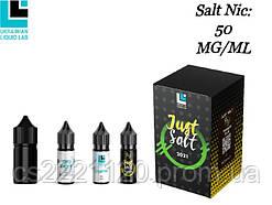 Набор Just Salt Pineapple Dude 50 мг/мл 30 мл.