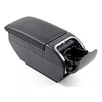 """Автомобильный подлокотник универсальный Black """"Milex""""с 4 USB PS-U10004 (36x19x21)"""