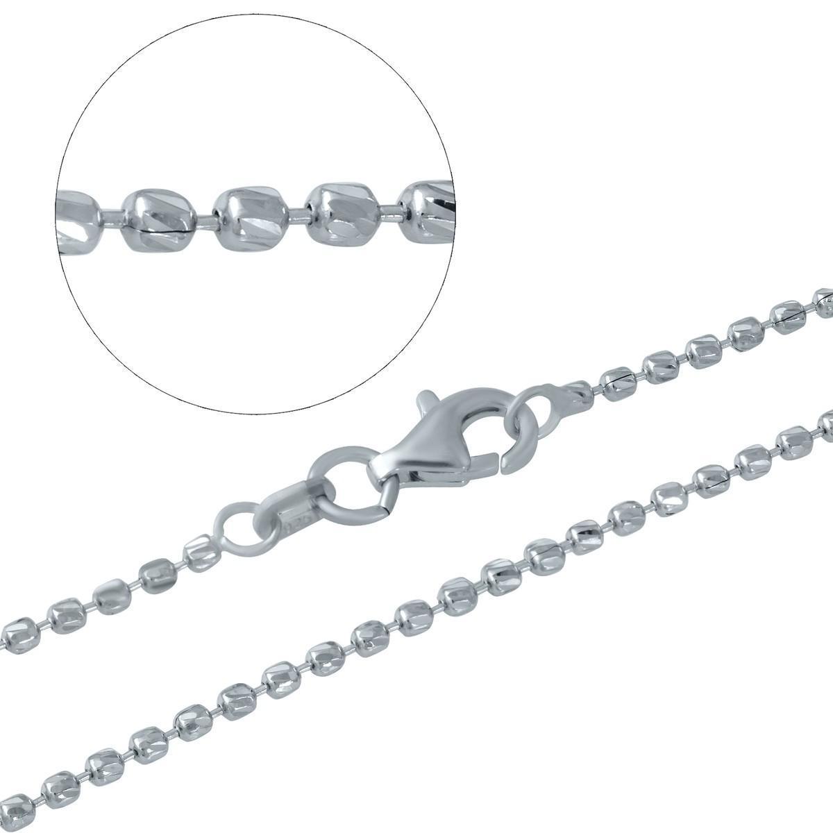 Срібна ланцюжок pSilverAlex без каменів (1936405) 400 розмір