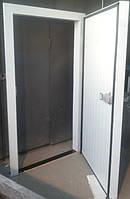 Двері холодильні відкривні Львів