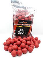 Бойлы растворимые Клубника (Strawberry) 24 мм 900 г