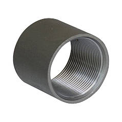 Муфта сталева 20