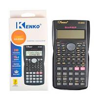Калькулятор карманный инженерный, 240 функций, 10-разрядный, KK-82MS, 100766