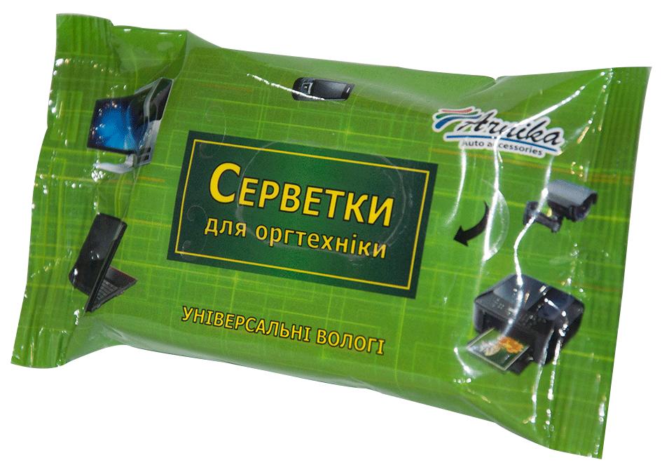 Серветки для оргтехніки універсальні, 15шт. 30665