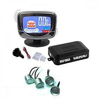 Парктроник iDial D065/4 - LCD Black