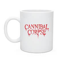 Кружка Cannibal Corpse
