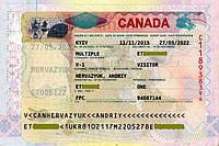 Виза в Канаду ДО 10 ЛЕТ и туры
