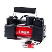 Двухпоршневой автокомпрессор Storm Bi-Power 10 Атм 85 л/мин 360 Вт