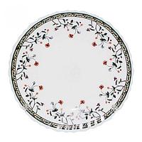 Тарелка стеклокерамическая 19см десертная Мильфлер