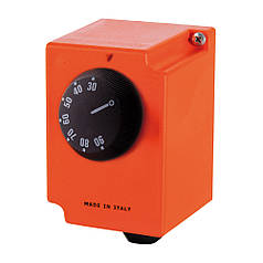 Термостат Icma накладной регулируемый №610