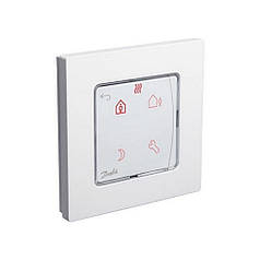 Кімнатний термостат Danfoss Icon Programmable вбудований з дисплеєм (088U1020)