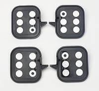 Комплект мишеней для измерения высоты посадки кузова автомобиля (только для 4-х камерных стендов) Hunter